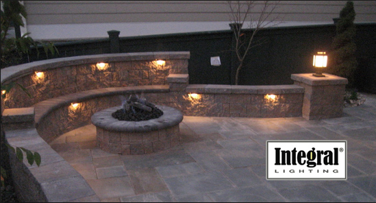 Integral 6 Quot Xenon Outdoor Lighting Ground Effects Inc